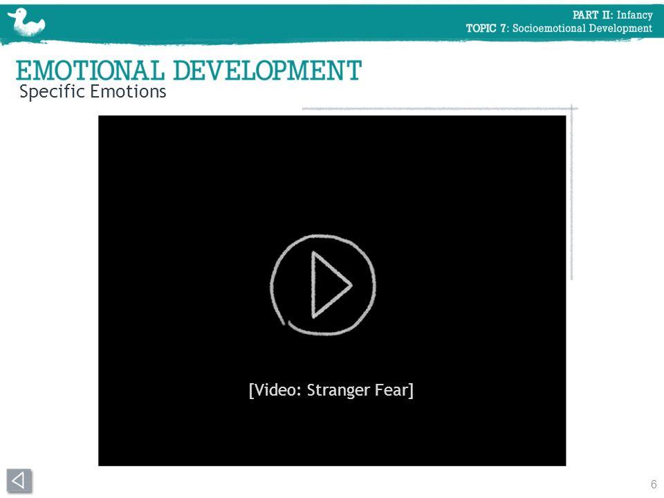 [Video: Stranger Fear]